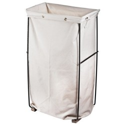 Canvas & Steel Standup Hamper