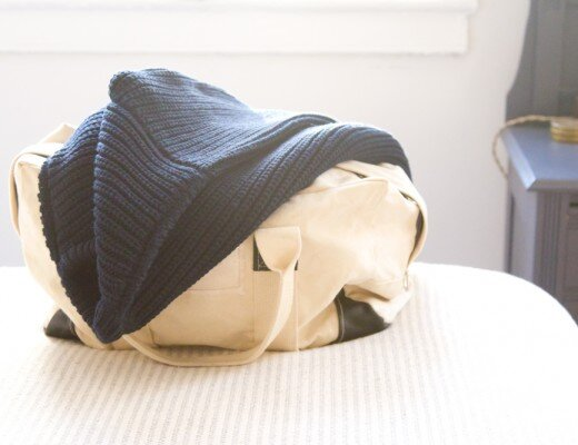zady chunky knit | reading my tea leaves