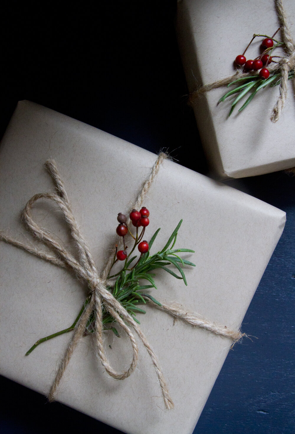 holiday gifts, two ways | reading my tea leaves
