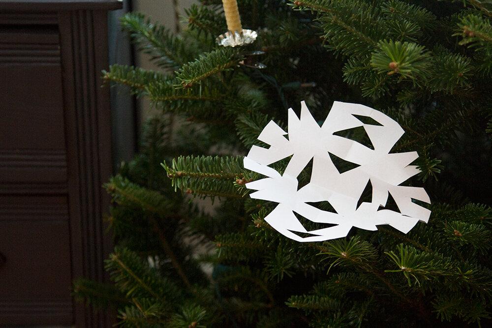 snowflake | reading my tea leaves