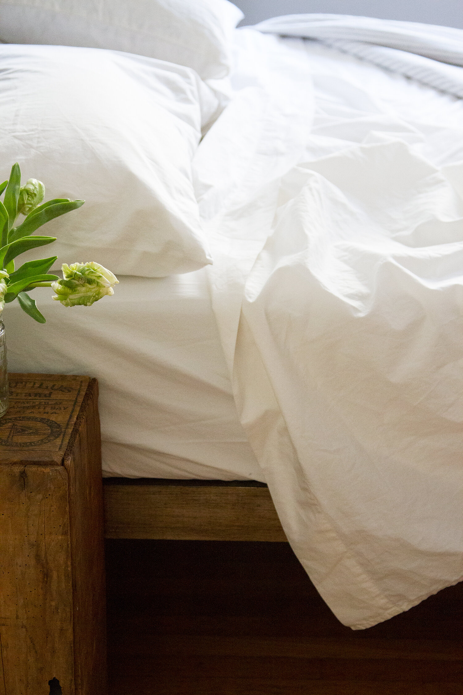 bed sheets | reading my tea leaves