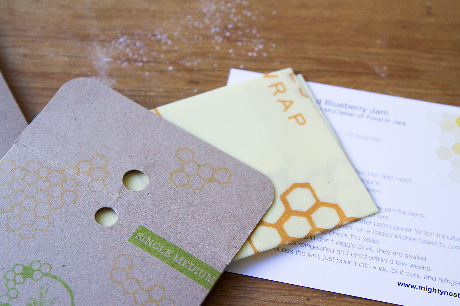 mightyfix from mightynest | reading my tea leaves