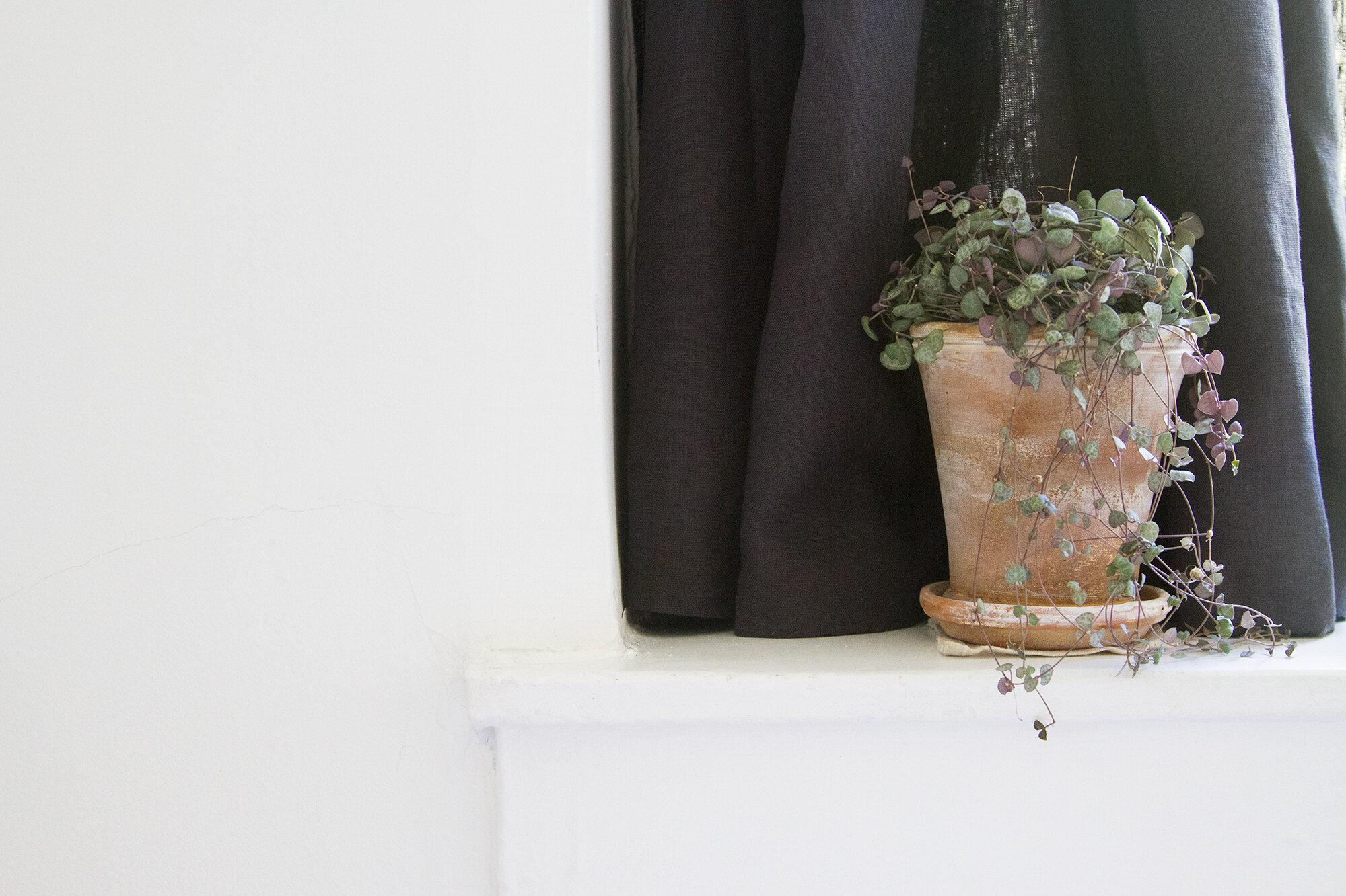 nursery blackout curtain | reading my tea leaves