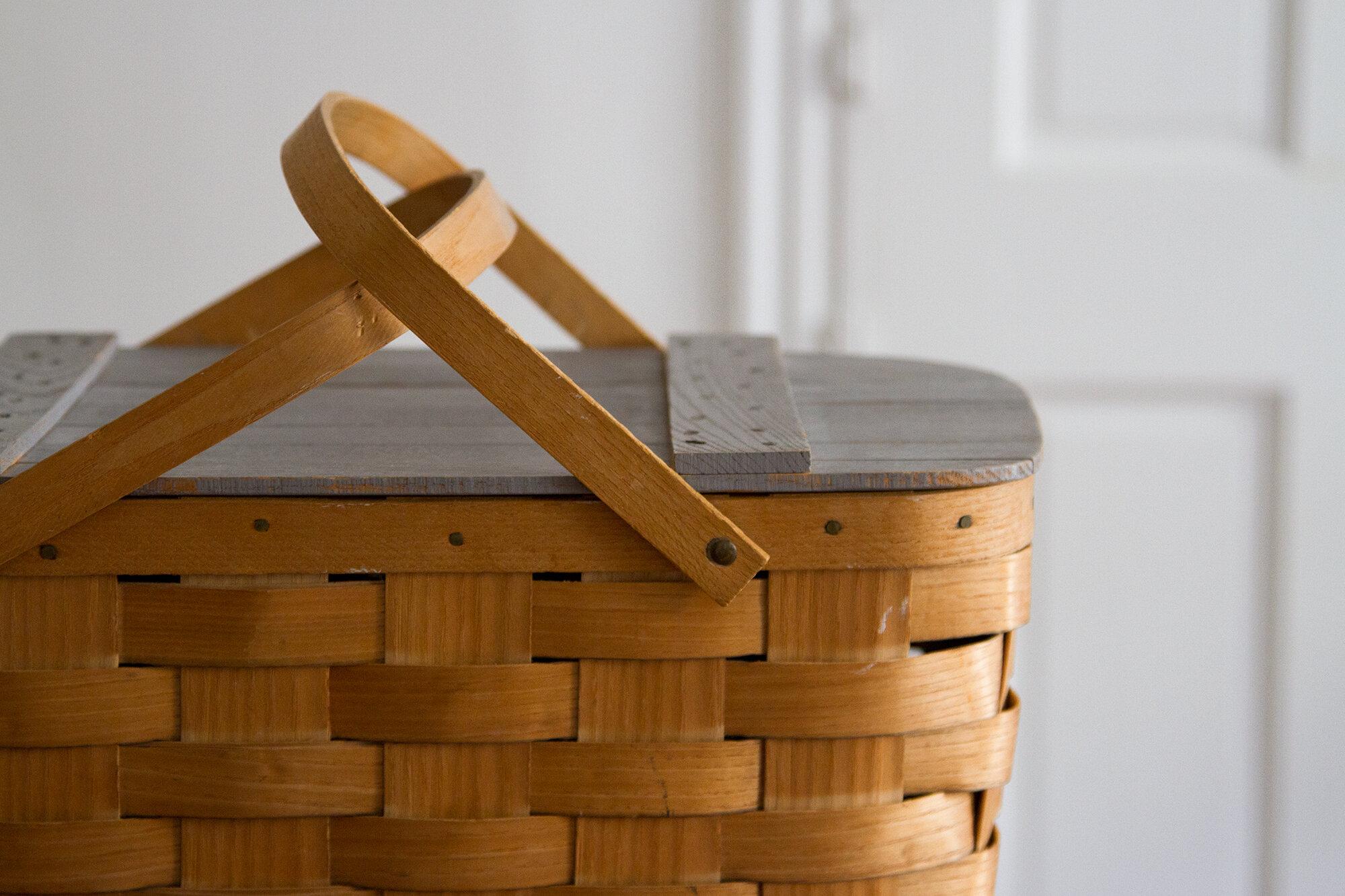 basket | reading my tea leaves