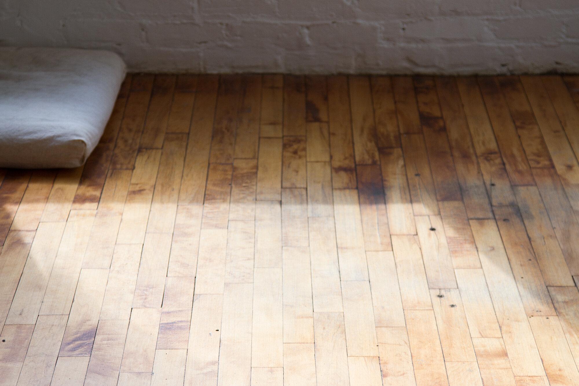 floor | reading my tea leaves