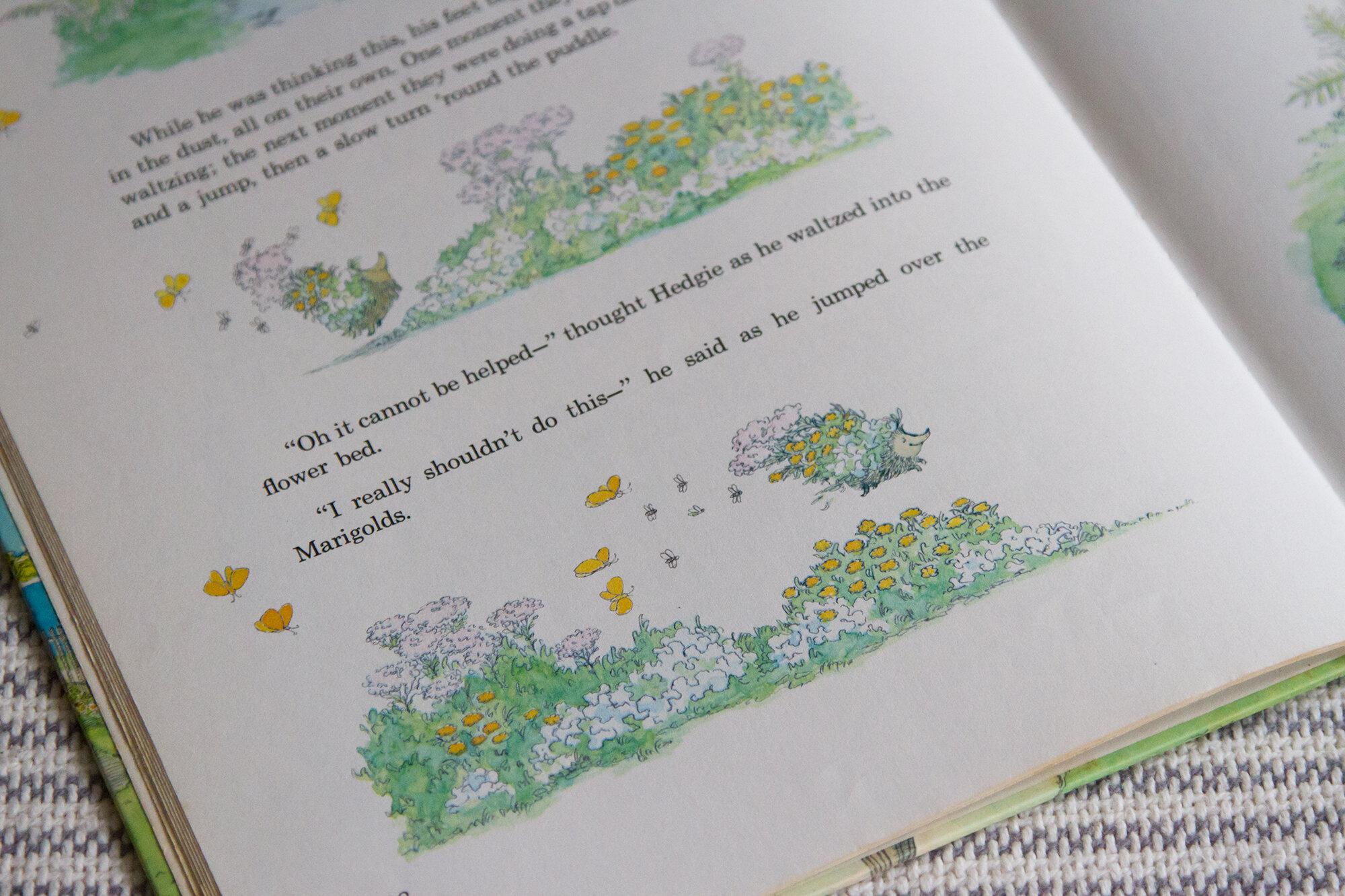 miss jaster's garden | reading my tea leaves