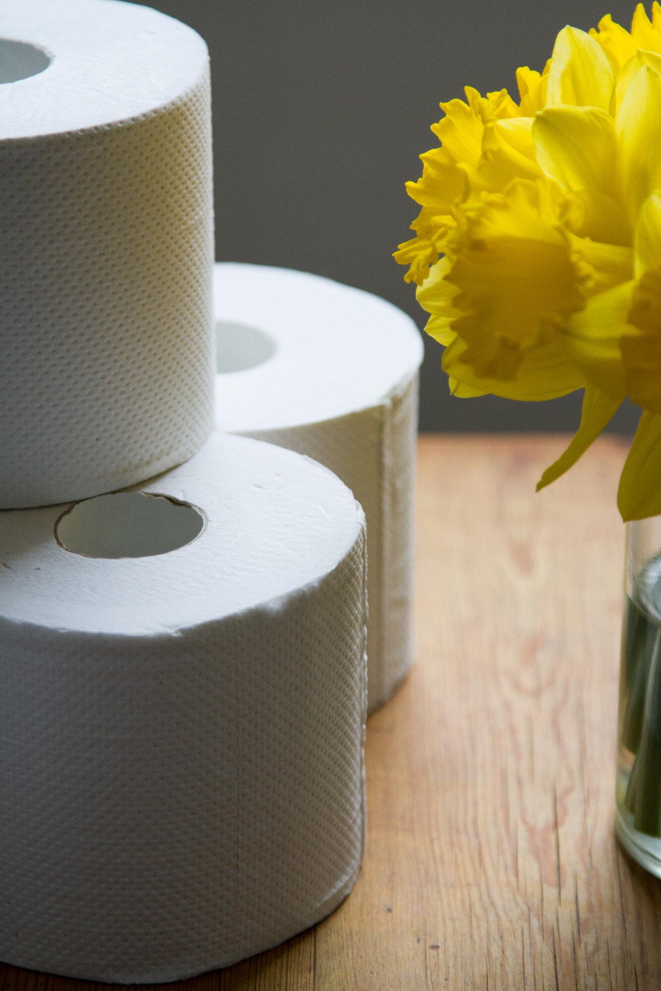 zero-waste bathroom | reading my tea leaves