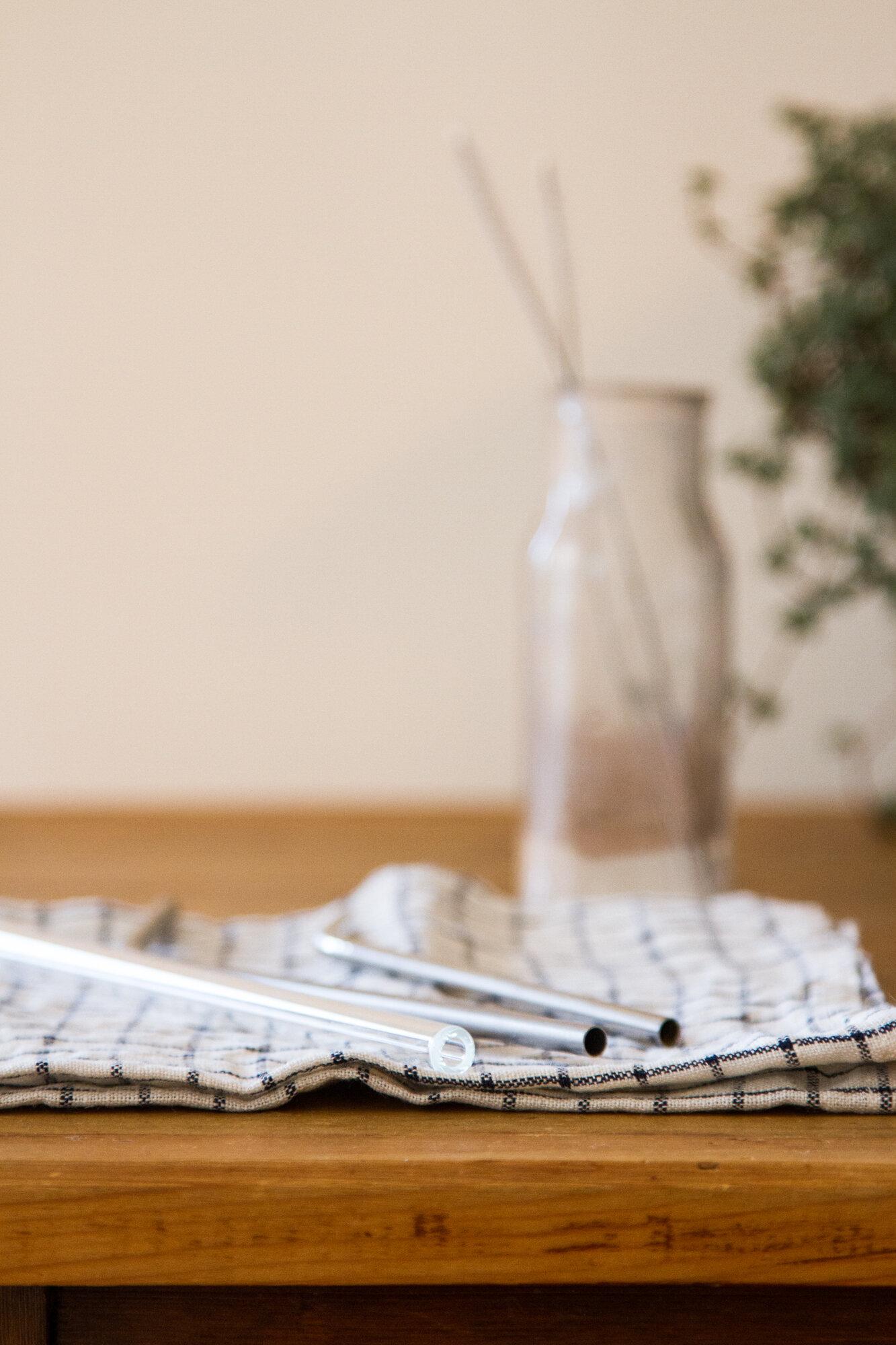 plastic-free iced coffee | reading my tea leaves