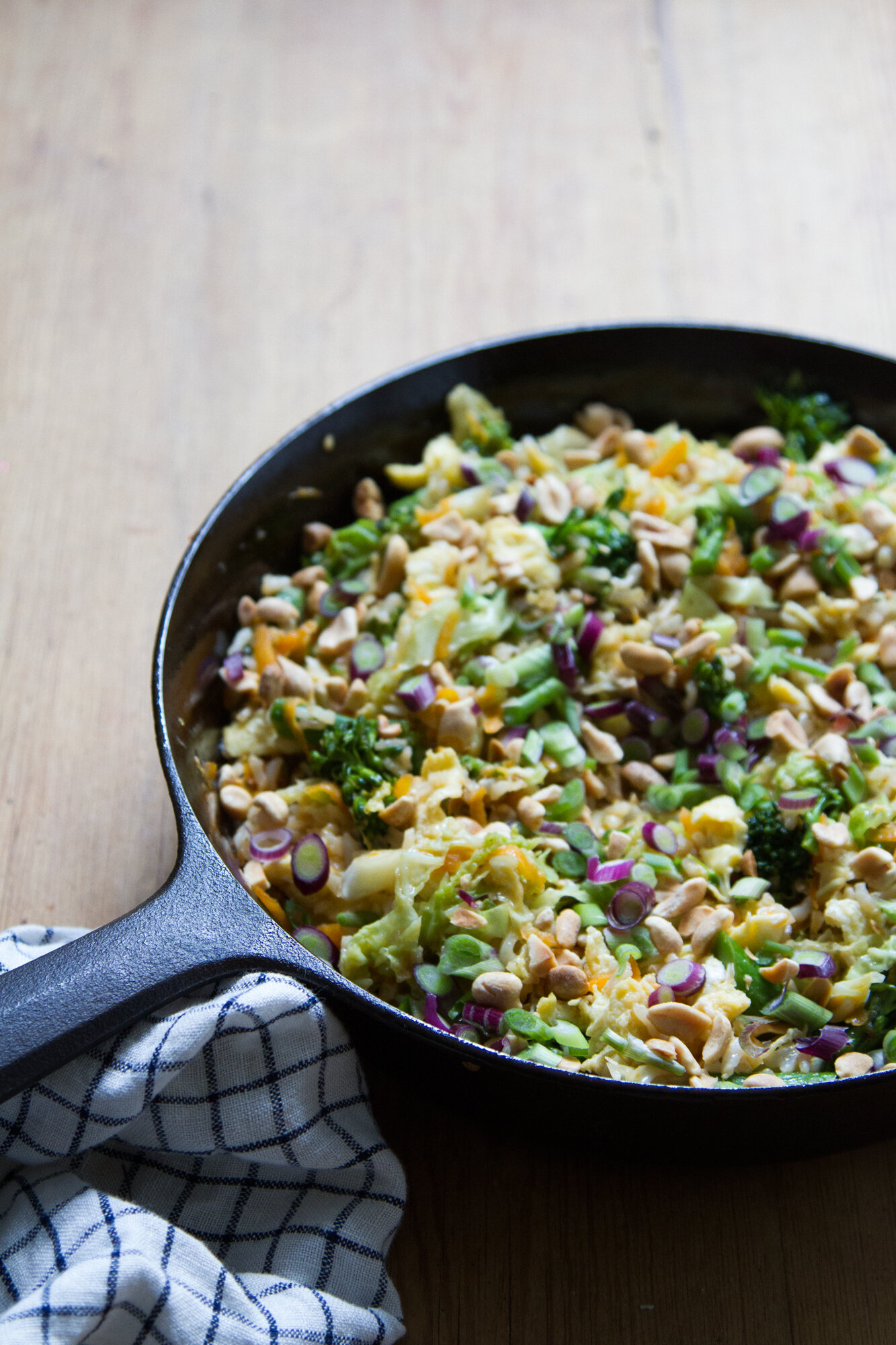 vegetable fried rice | reading my tea leaves