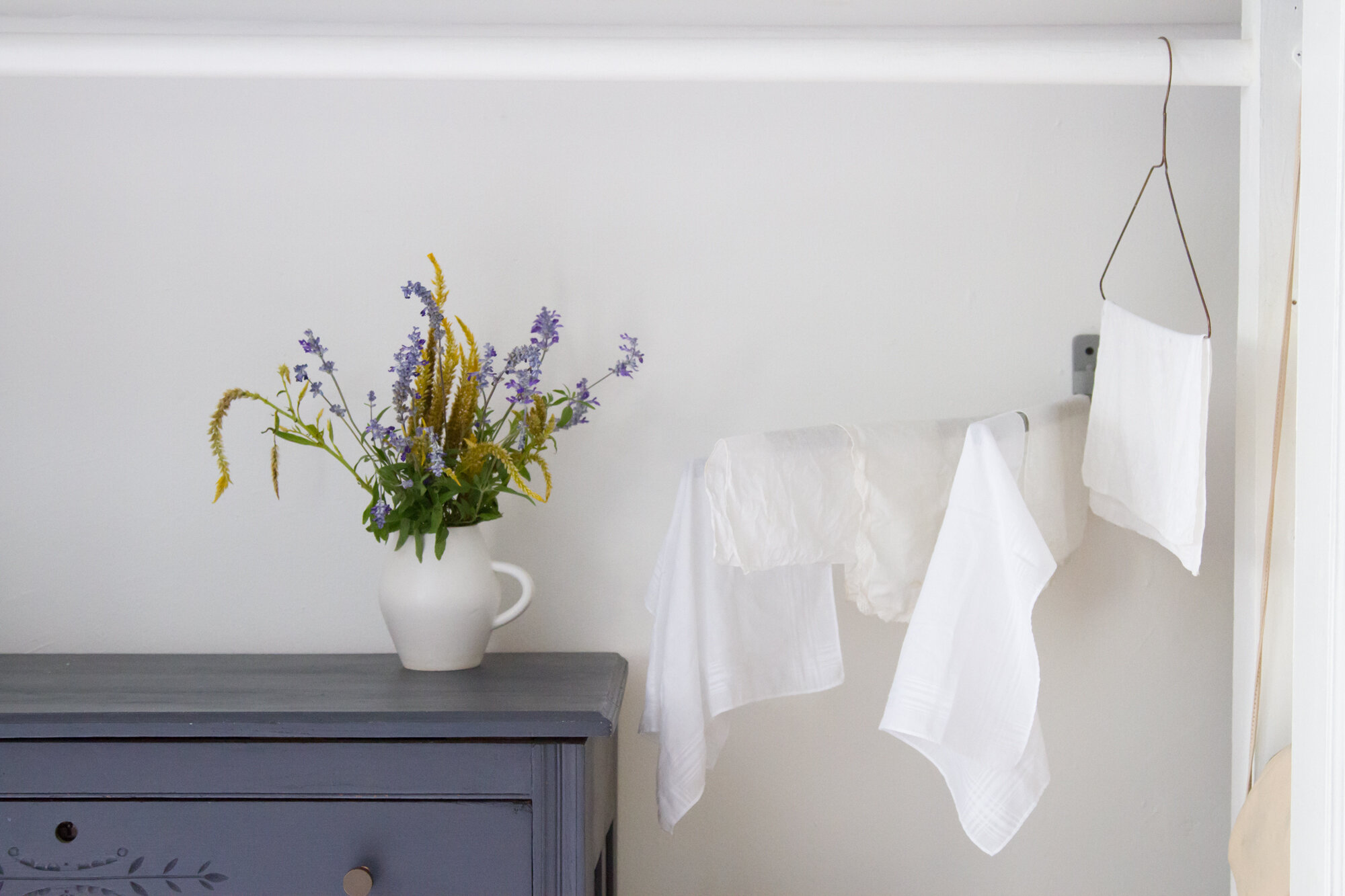 small space projects | reading my tea leaves