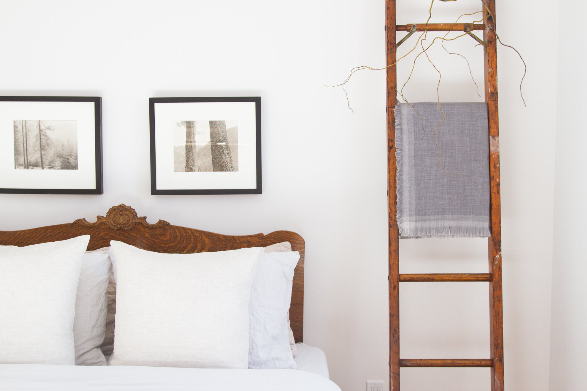 linen bedding from parachute | reading my tea leaves