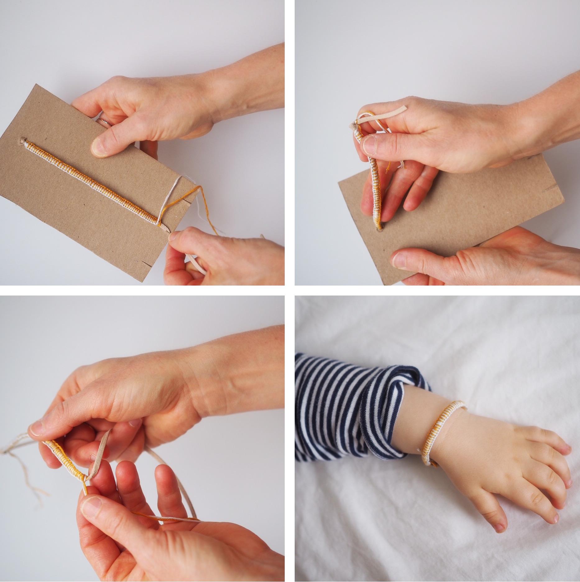 rose pearlman friendship bracelet | reading my tea leaves