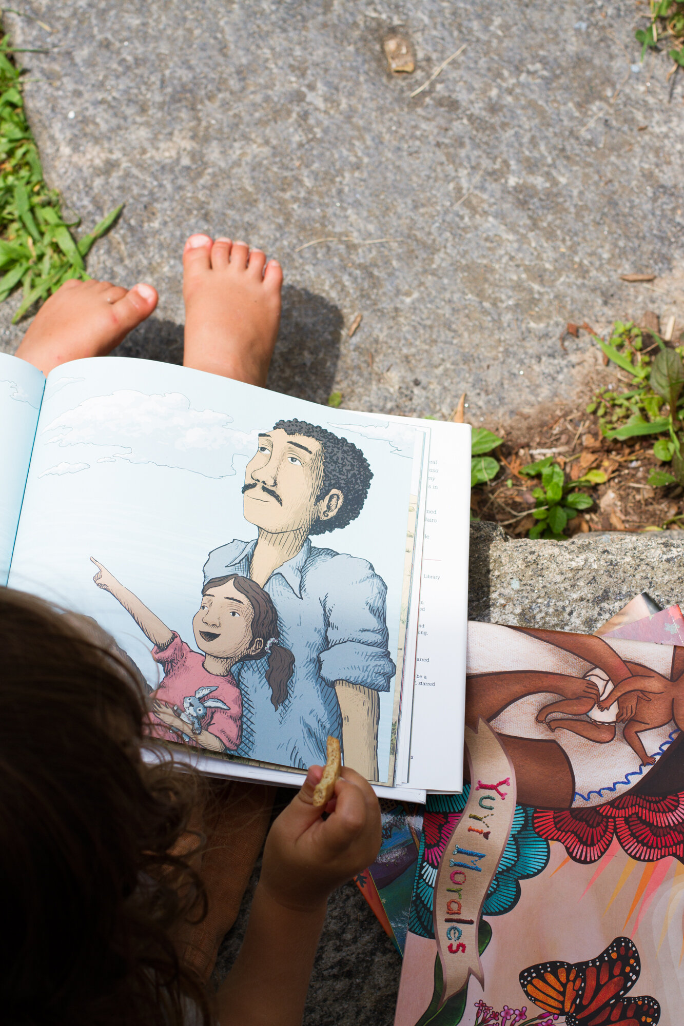 baby proof: children's books about families crossing the US-Mexico border | reading my tea leaves