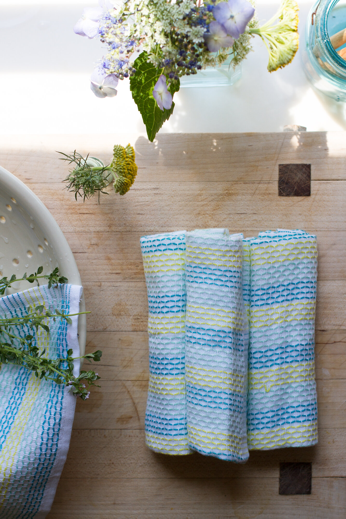 mighty nest tidy cloths | reading my tea leaves