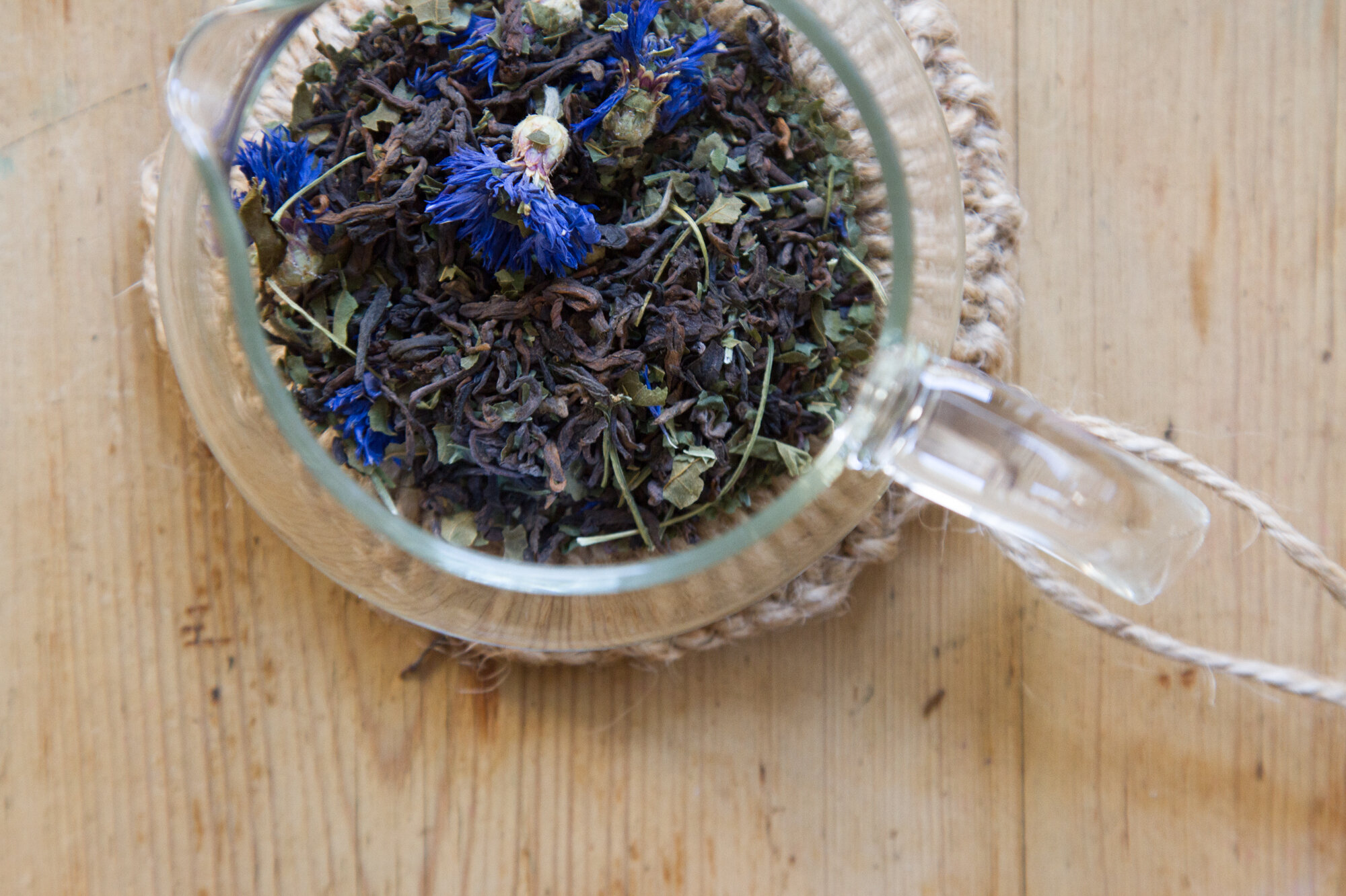 make your own trivet | reading my tea leaves