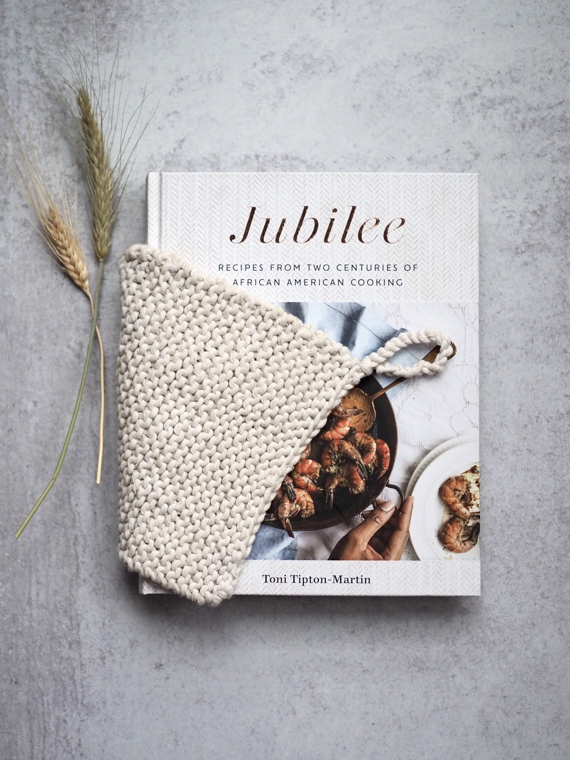 jubilee by toni tipton-martin + potholder | reading my tea leaves