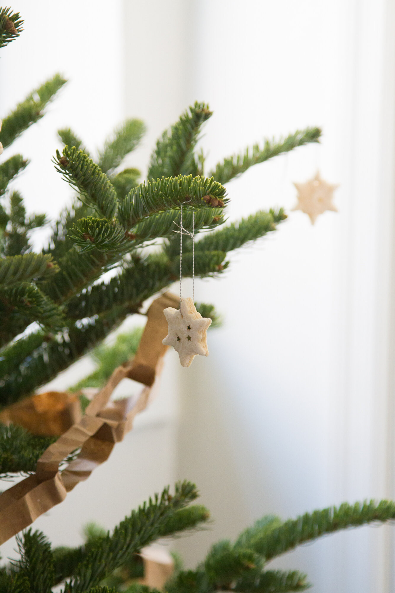 salt dough ornaments | reading my tea leaves