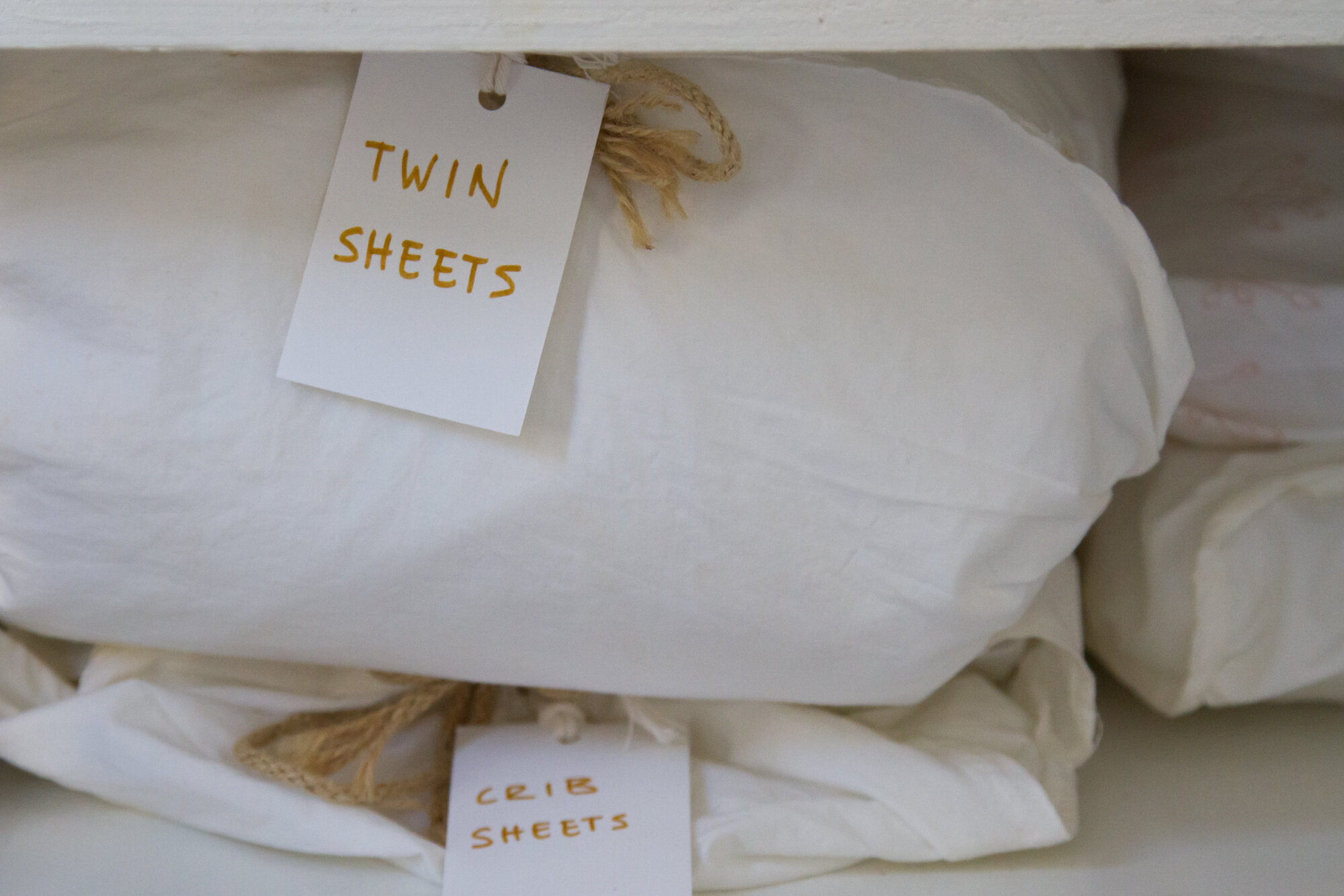 sheets, labeled | reading my tea leaves